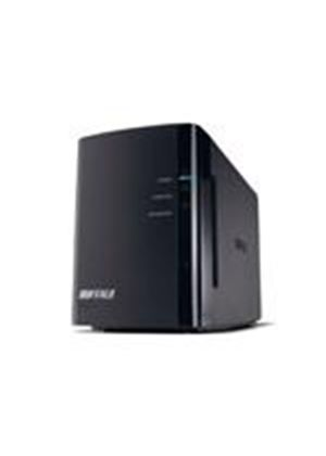Buffalo LinkStation Duo 4.0TB (2 x 2000GB) Shared Network Attached Storage with USB 2.0/LAN Interface