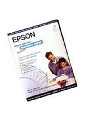 Epson A4 Iron On 'Cool Peel' T-Shirt Transfer Media
