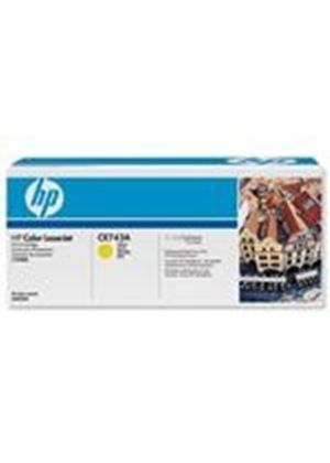 HP Standard Capacity (Yield 7300 Pages) Colour LaserJet Yellow Print Cartridge