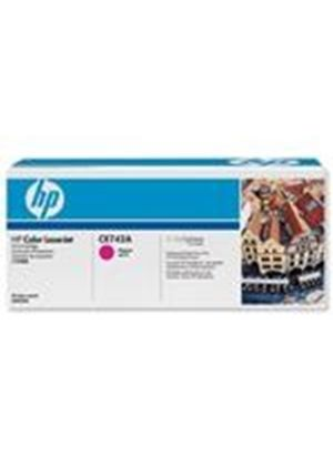 HP Standard Capacity (Yield 7300 Pages) Colour LaserJet Magenta Print Cartridge