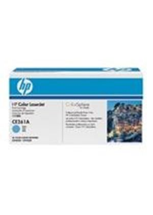 HP Standard Capacity (Yield 11,000 Pages) Colour LaserJet Cyan Print Cartridge with improved ColorSphere toner formulation and Smart Printing Technology