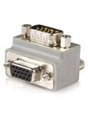StarTech Right Angle VGA to VGA Cable Adaptor Type 2 - M/F