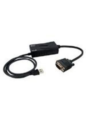 StarTech USB VGA Adaptor Cable - External Multi Monitor Video M/M (1.8m)