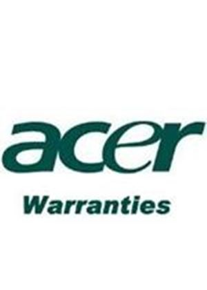 Acer 3 Year On-Site Exchange Projector Warranty (Booklet Region A)