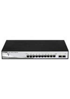 D-Link DGS-1210-10P 10-Port Web Smart Switch with PoE