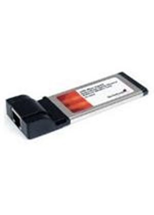 StarTech 1 Port ExpressCard Gigabit Laptop Ethernet NIC Network Adaptor Card