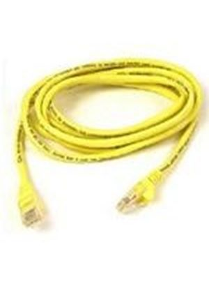 Belkin Cat6 Snagless STP Patch Cable 15m (Yellow)