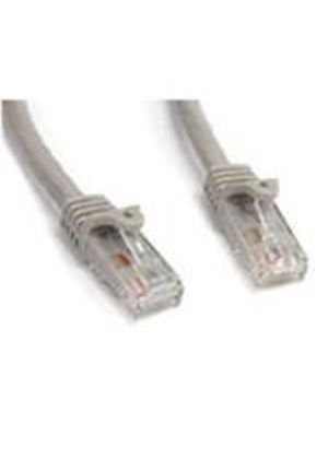 StarTech Grey Snagless Cat6 UTP Patch Cable - ETL Verified (7.62m)