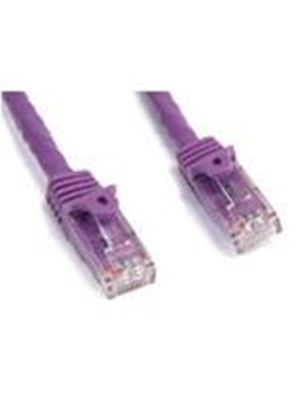 StarTech Purple Snagless Cat6 UTP Patch Cable - ETL Verified (2.13m)