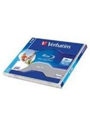 Verbatim BD-R 6x 25GB Blu-ray Print Jewel Case