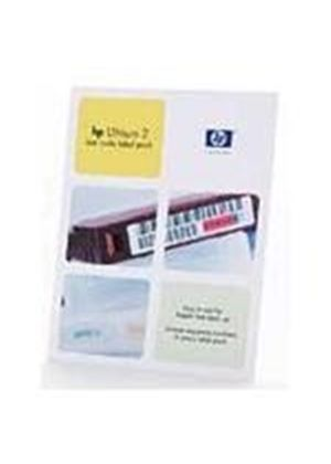 HP Ultrium 2 Automation Bar Code Label Pack