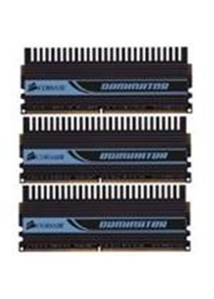 Corsair Dominator 6144MB Memory Kit (3x2048MB) DDR3 PC3-1280 1600 MHz CL8 DIMM