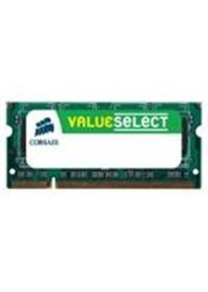 Corsair 4096MB Memory Module 1333MHz PC3-10666 DDR3 SO-DIMM 204pin 9-9-9-24