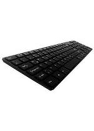 Arctic Cooling Multi-Functional Keyboard with Comfort and Style (Black)