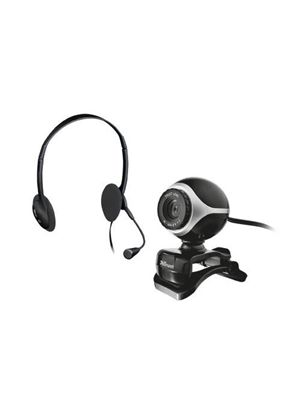 Trust Exis Chatpack (Webcam and Headset)