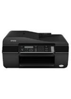 Epson Stylus Office BX305F (A4) Colour Inkjet Printer (Print/Scan/Copy/Fax) 34ppm (Mono) 15ppm (Colour) 120 Sheets ADF 2-Line Text LCD Screen