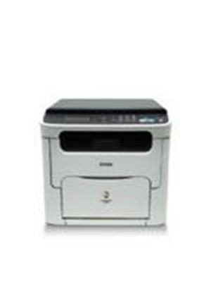 Epson AcuLaser CX16 (A4) Colour Laser Multifunction Printer (Print/Copy/Scan/Duplexer) 19 ppm (Mono) 5 ppm (Colour) 64MB, USB 2.0, 200 Sheets, Host Based