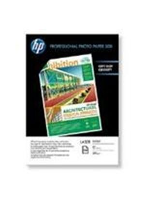 HP 100 Sheet (A4) Professional Glossy Laser Photo Paper 200g/m2
