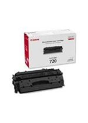Canon CRG 720 Black Toner Cartridge  (Yield: 5000 Pages)