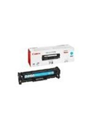Canon 718 Cyan Toner Cartridge (Yield 2,900 pages)