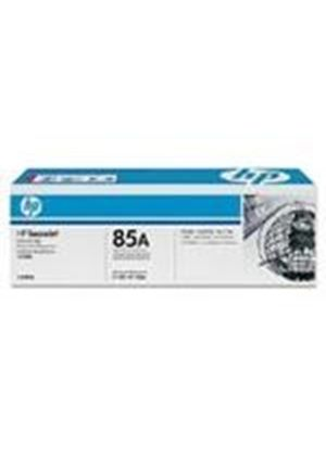 HP No.85A LaserJet Black (Yield 1600 Pages) Print Cartridge with Smart Printing Technology