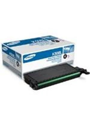 Samsung Black High Yield (5,000) Toner Cartridge for CLP-620/670 Colour Laser Printers