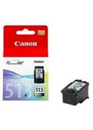 Canon CL 513 Ink Cartridge - 1 x Colour (Cyan, Magenta, Yellow) - Blister