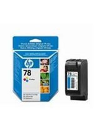 HP No.78 (Yield 560 Pages) Tri-Colour (Cyan, Magenta, Yellow)  Ink Cartridge (19ml)