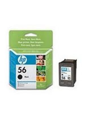 HP No.56 Ink Cartridge Black InkJet Print Cartridge