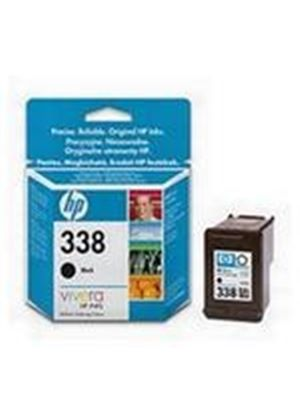 HP No.338 Black Ink Print Cartridge 11ml (Yield 450 Pages)