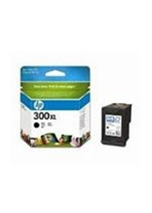 HP No.300XL (Yield 600 pages) Black Ink Cartridge with Vivera Ink