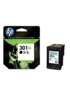 HP No.301XL (Yield 480 Pages) Black Ink Cartridge