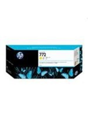 HP No.772 Yellow Ink Cartridge (300ml) for HP Designjet Z5200 PostScript Printer