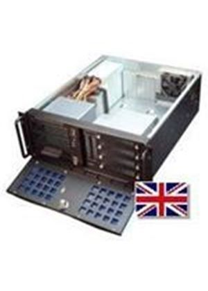 Antec Take 4 4U Rackmount Chassis with 650W Power Supply (UK)