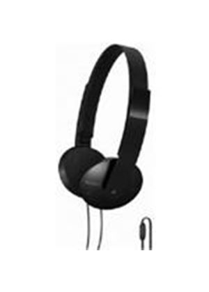 Sony DR-320DPV PC Headset with Detachable Voice Tube (Black)