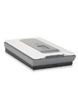 HP Scanjet G4010 Photo Flatbed Scanner with Built-in Transparent Materials Adaptor