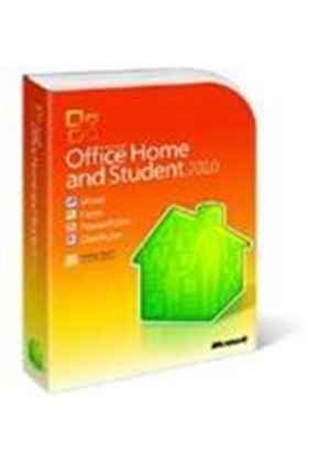 Microsoft Office Home and Student 2010 English DVD (3 PC)