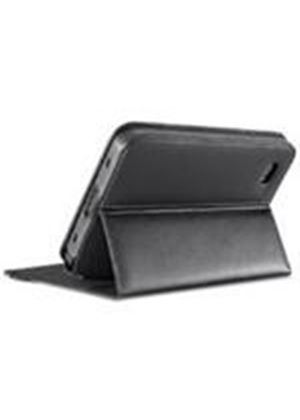 Belkin Samsung F8N585CW Galaxy Case with Stand Leather (Black)