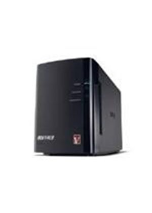 Buffalo LinkStation Pro Duo 2TB (2x1000GB) High Speed Network Storage Device with LAN/USB 2.0 Interfaces