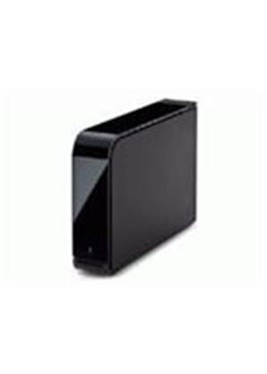 Buffalo DriveStation 3TB Hard Drive SATA USB 3.0/USB 2.0 External (Black)