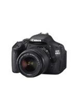 Canon EOS 600D Digital Camera 18MP with 3.0 inch LCD Monitor (Black) with EF-S 18-55mm IS II Lens