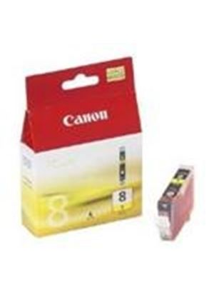 Canon CLI-8Y Ink Cartridge (Yellow) - Blister Pack
