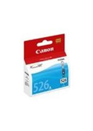 Canon CLI-526 Ink Cartridge (Cyan) with without Security - Blister