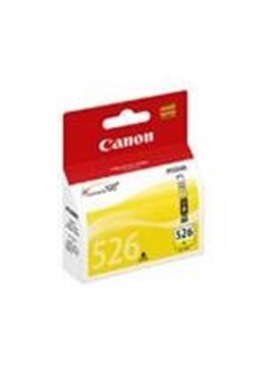 Canon CLI-526 Ink Cartridge (Yellow) without Security - Blister
