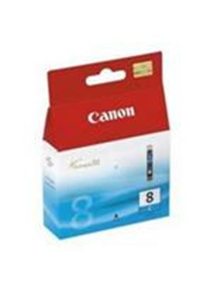 Canon CLI-8C Ink Cartridge (Cyan) - Blister Pack