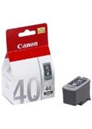 Canon PG-40 FINE Ink Cartridge (Black) for PIXMA iP2200/1600/MP450/MP170/MP150 (Blister Pack)