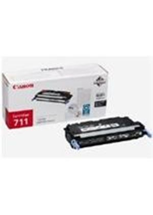 Canon 711 Black Toner Cartridge (Yield 6,000 Pages)