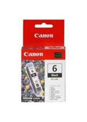 Canon BCI-6BK Black Ink Tank (Security Blister Pack)