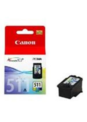 Canon CL-511 Colour Ink Cartridge for PIXMA for MP240/ MP260/ MP480