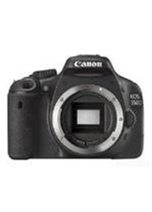 Canon EOS 550D Digtial SLR Camera 18MP 3.0 inch LCD (Black) - Body Only